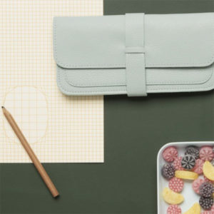 Keecie portemonnee of tas met veel geheime vakjes